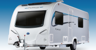 Bailey Pursuit campervans are a built with a contemporary design & airy interiors