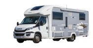TrailLite Landmark is the benchmark in personalised luxury for Motorhomes