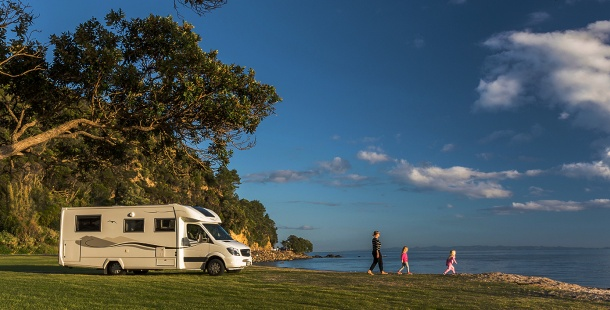 Download our beginners guide to Motorhomes