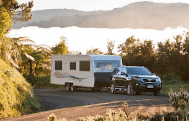 beginners guide to caravanning traillite