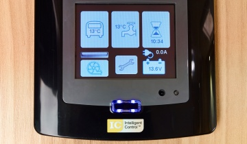 Whale intelligent control touch screen panel